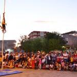 Frieda BK - Multi-ropes at the Im Festival