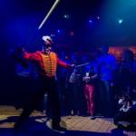 Noliv' - Broomstick juggling