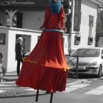 Johanna Rebolledo - Stilts